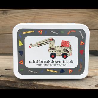 Gift in a Tin - Mini Breakdown Truck