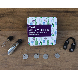Gifts for Grown Ups - Come Wine with Me