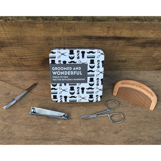 Gifts for Grown Ups - Groomed and Wonderful