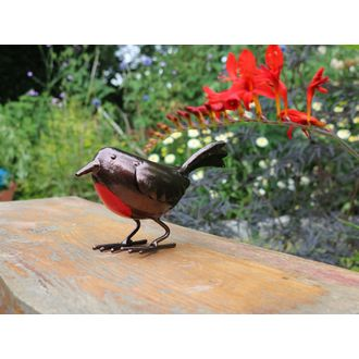 Heritage - Handcrafted Robin - Standing