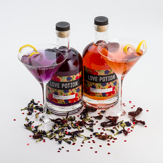 The Love Potion - Gin Maker's kit - Blend No.5