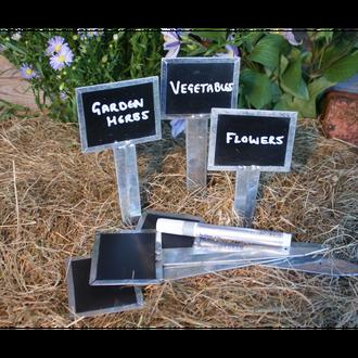 Heritage - Blackboard Plant Marker Set