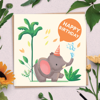 Tree Planting Cards - Little Critters Collection