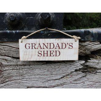 Heritage - Grandad's Shed