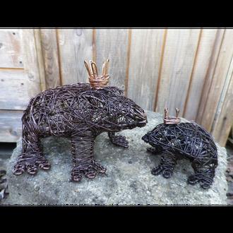 Heritage - Filigree Frog
