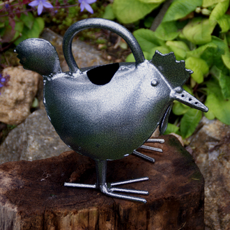 Heritage - Hen Watering Can