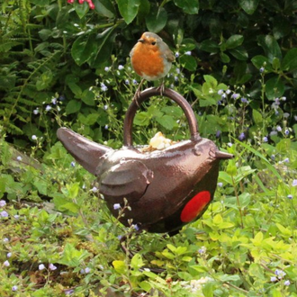 Heritage Robin Watering Can