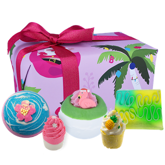 Christmas Tropicana Gift Pack