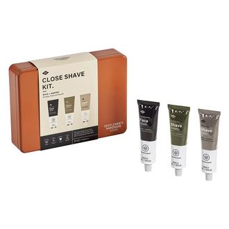 Gentlemen's Hardware Close Shave Kit