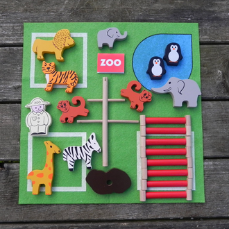 Gift in a Tin - Zoo in a Tin
