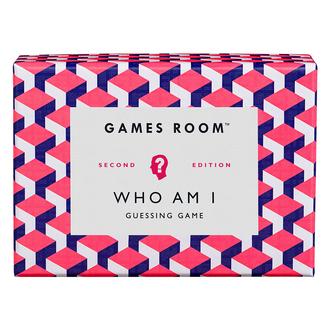 Games Room Who Am I V2