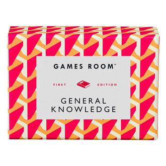 Games Room General Knowledge Trivia