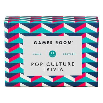 Games Room Pop Culture Trivia