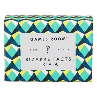 Games Room Bizarre Facts