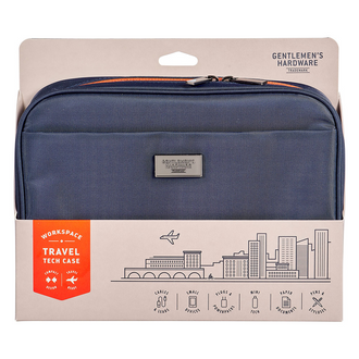 Gentlemen's Hardware Travel Tech Case