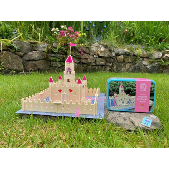 Gift in a Tin - Magical Princess Castle