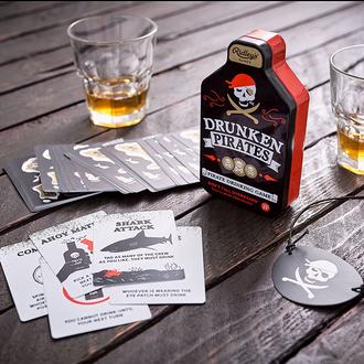 Ridley's Games Drunken Pirate Drinking Game
