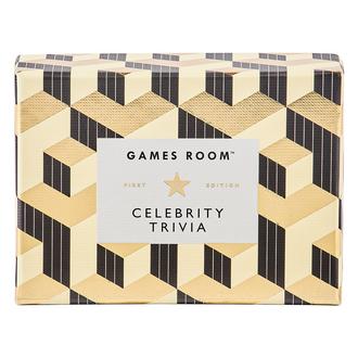 Games Room Celebrity Trivia