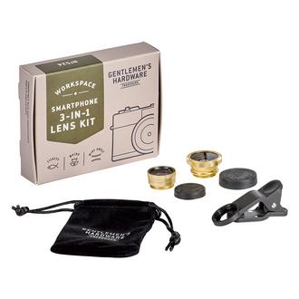 Gentlemen's Hardware 3-in-1 Lens Kit