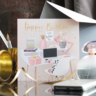 Elle - Luxury Greeting Card Collection