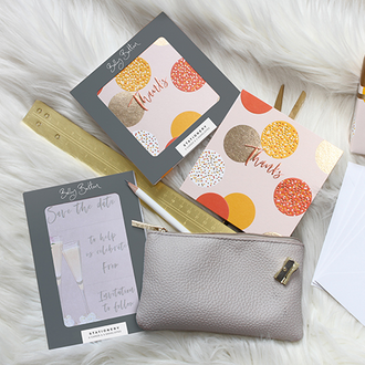 Belly Button Social Stationery and Notelet Card Packs