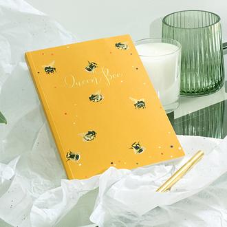Queen Bee CoCo Bee - New Notebook