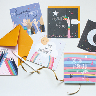 Electric Dreams - Greeting Card Collection