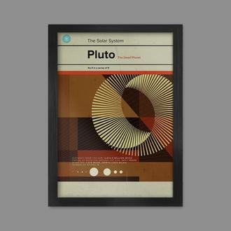 Pluto - The Solar System series