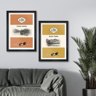 Cumbrian 'Classics' posters