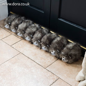 Extra Long Draught Excluder DELONG01