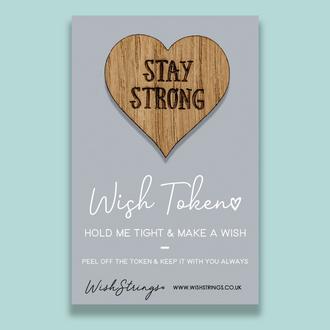 Wish Tokens - Beautiful Wooden Keepsakes