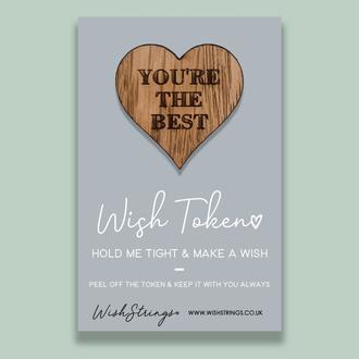 012 -T  - Oak Wish Token - You're the Best