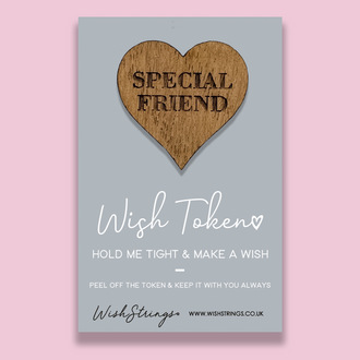 004-T - Oak Wish Token - Special Friend