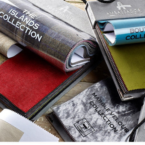 Fabric Book range