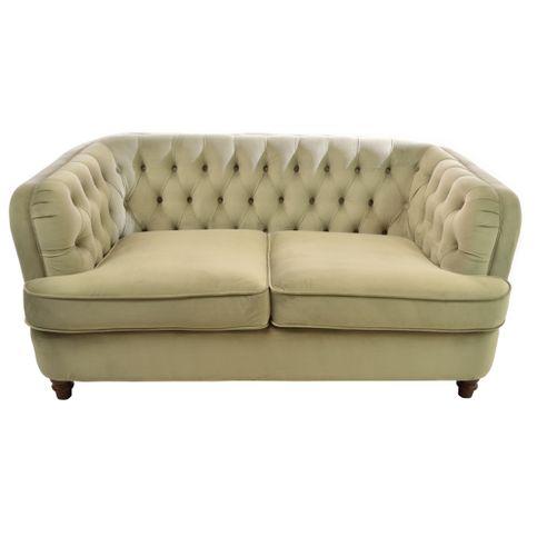 Cromarty Isobel Sofa Light Green