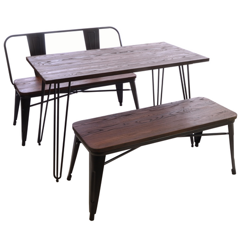 Fitzroy Small Rectangle Table