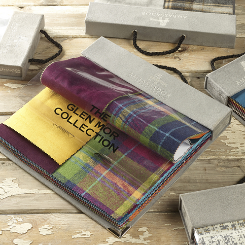 Glen Mhor Wool Collection