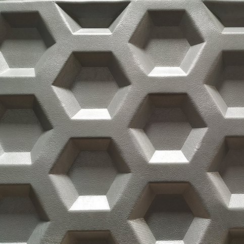 3D soft panels