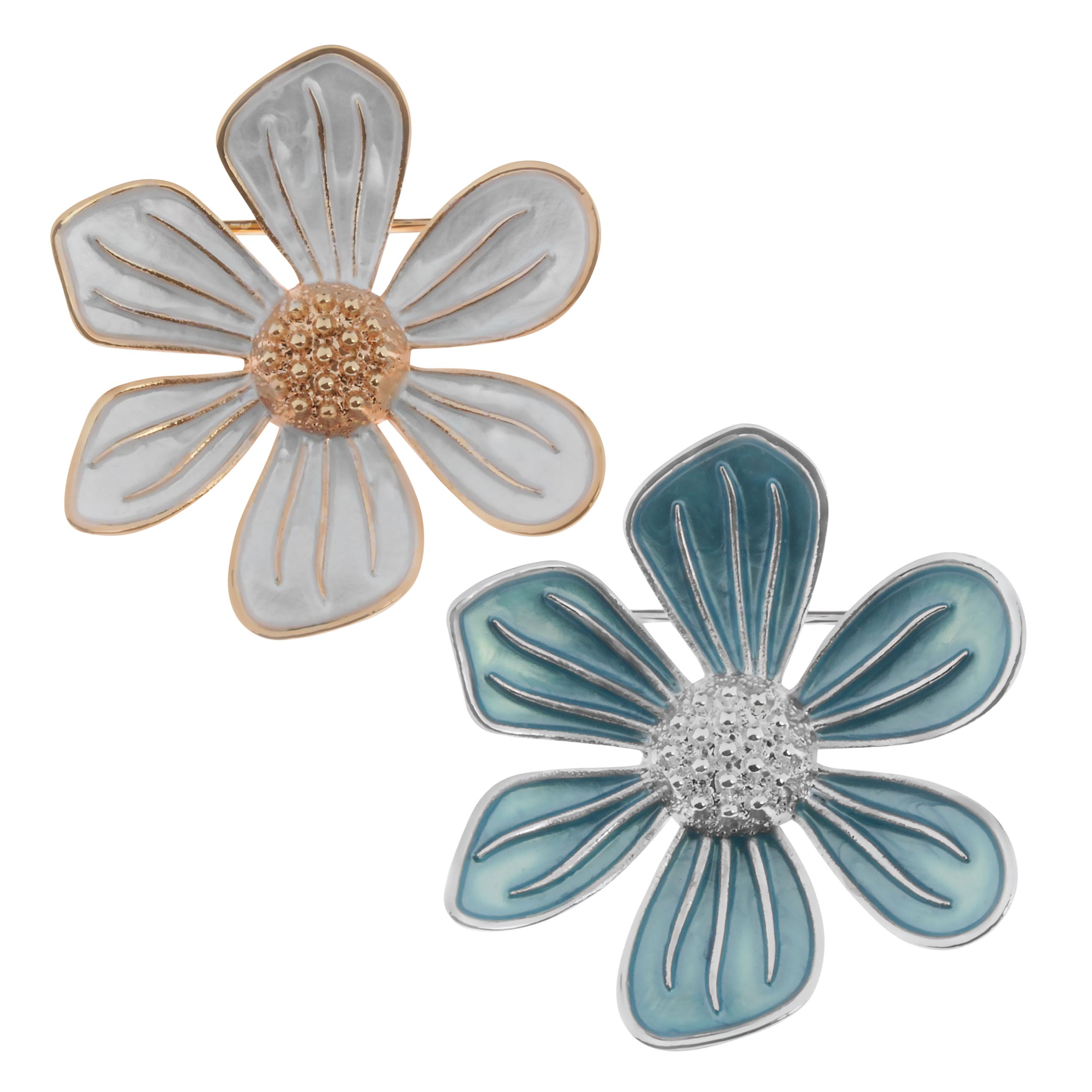 Spring Summer Brooches