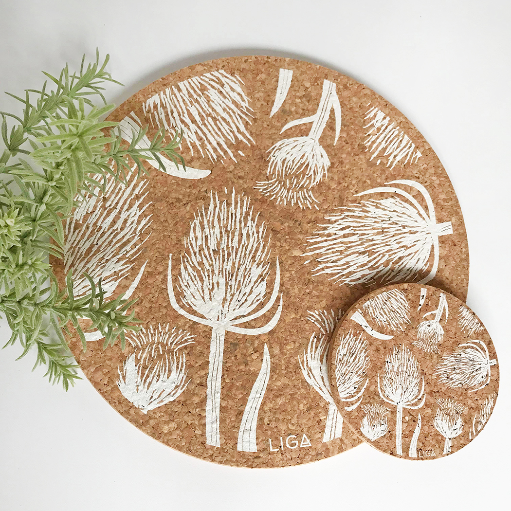 Cork Collection | Country Placemats & Coasters