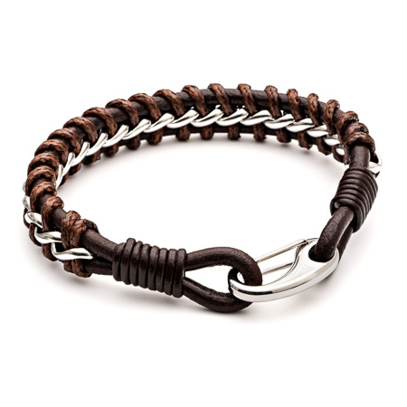 Tribal Steel Men's Bracelets