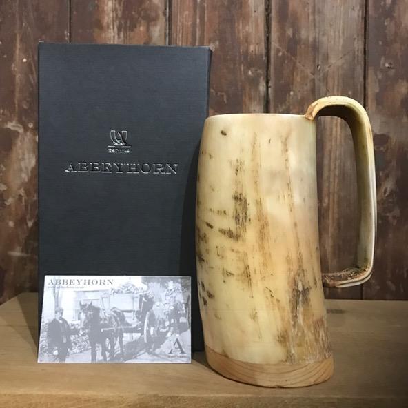 Horn Viking Drinking Mug