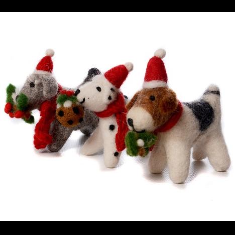 Animal Christmas Decorations