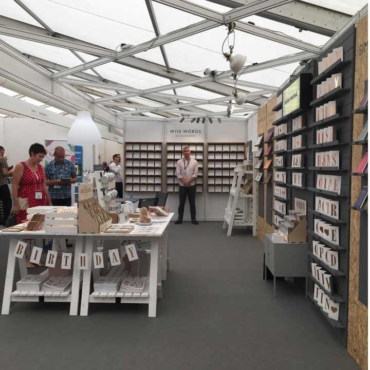 100s New Products on Stand DP2-76