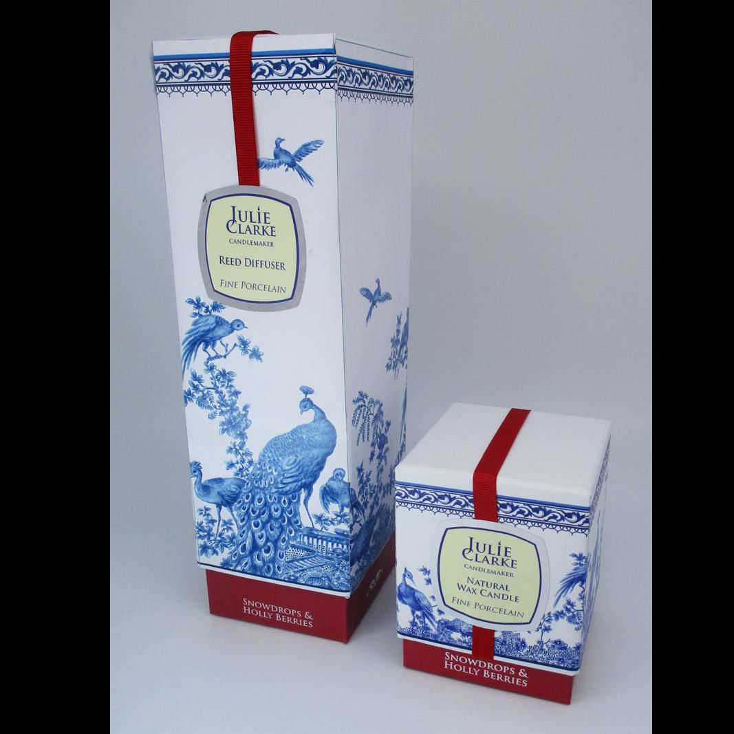 Fine Porcelain Fragranced Diffuser