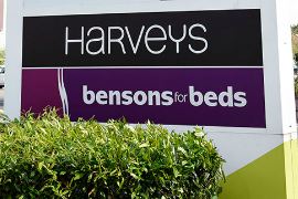 Bensons and Harveys