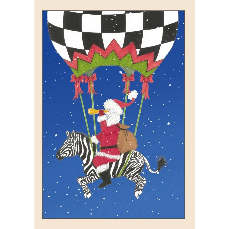 Santa's Alternative Transport