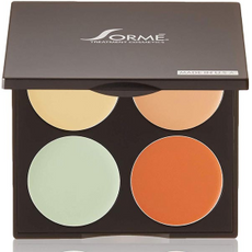 Optical Illusion Color Correcting Palette