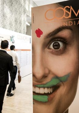 Cosmoprof India Preview hosts the international key players of the beauty industry