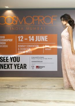 Cosmoprof India presents its main initiatives for the 2019 edition